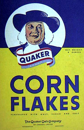 Corn Flakes (Canada) - front