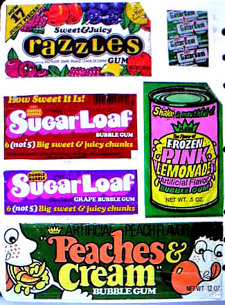 Fleer's Sugar Loaf may be the one!