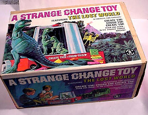 Strange Change Toy : Monsters