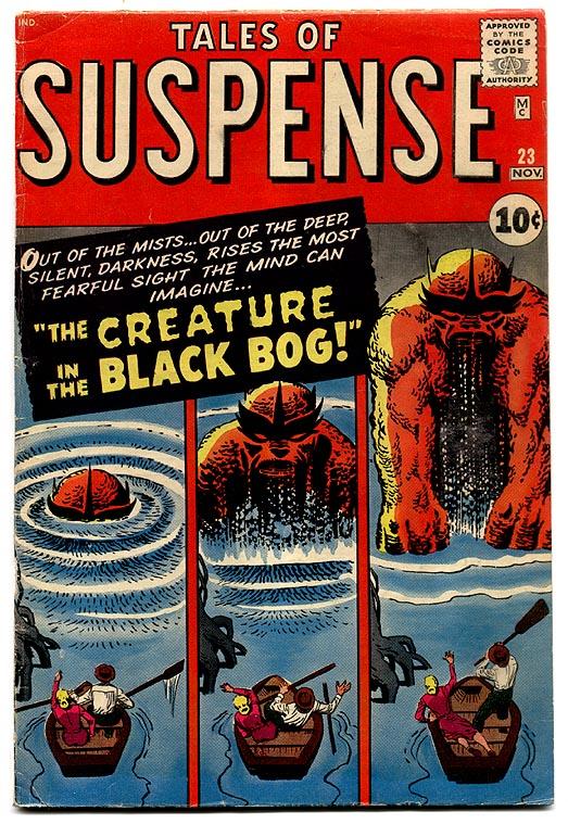 Marvel Monster Comics
